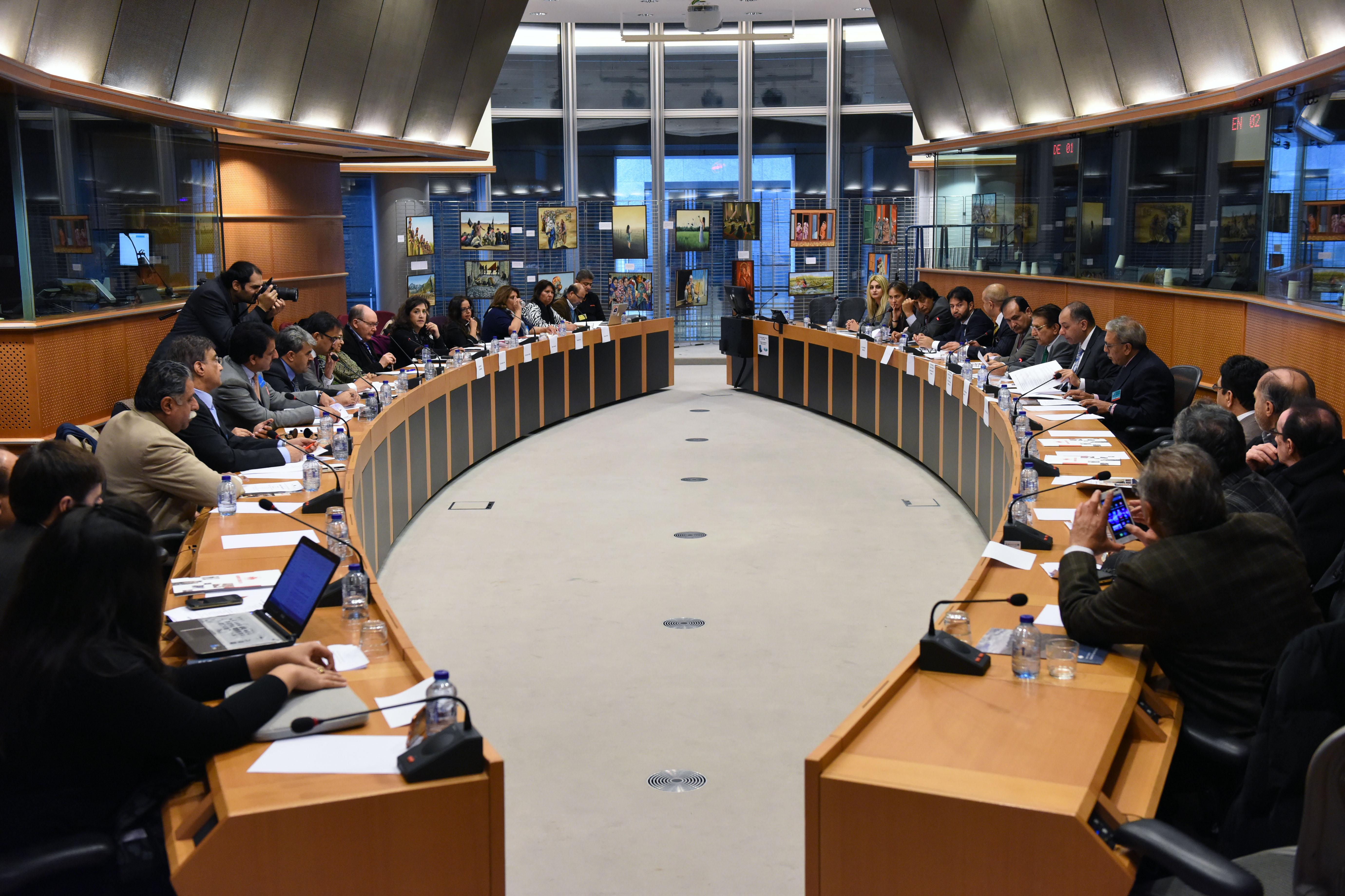 Kashmir-EU Week | 07-11 November 2016