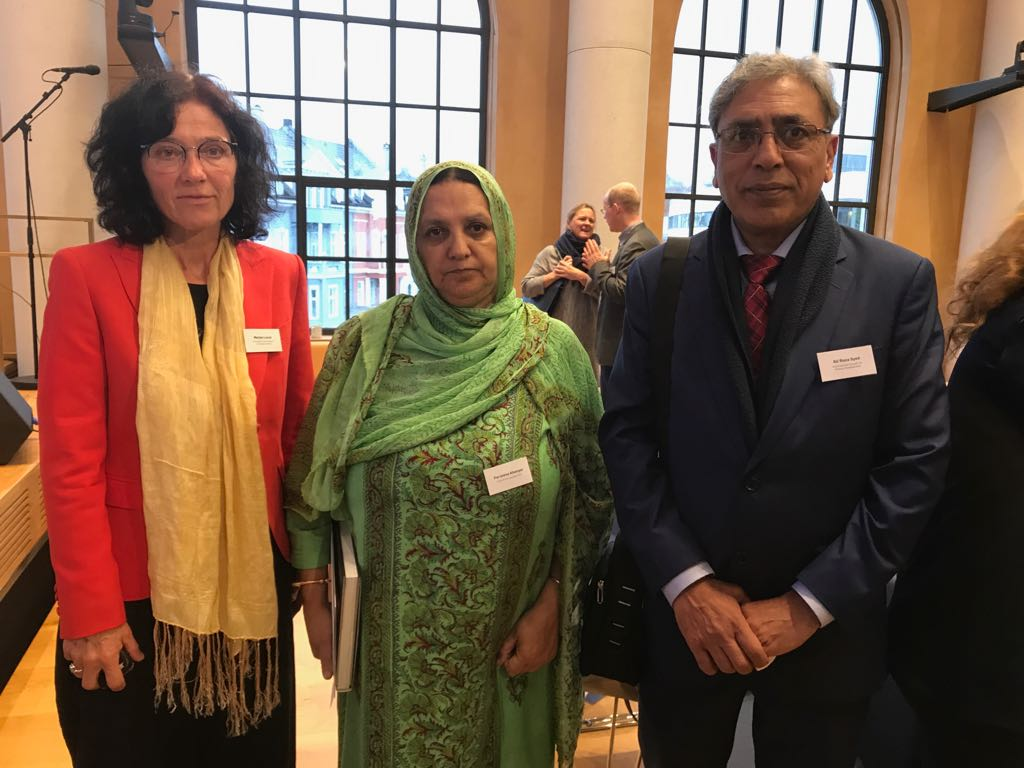 RAFTO Foundation Conference on Kashmir in Norway