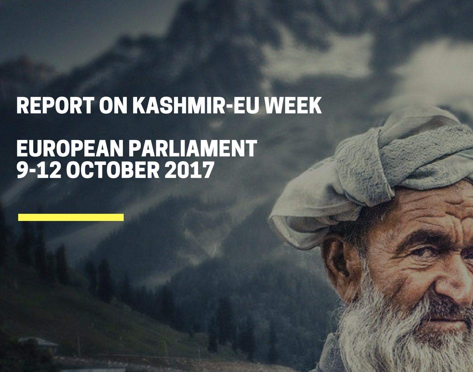 Kashmir-EU Week 2017