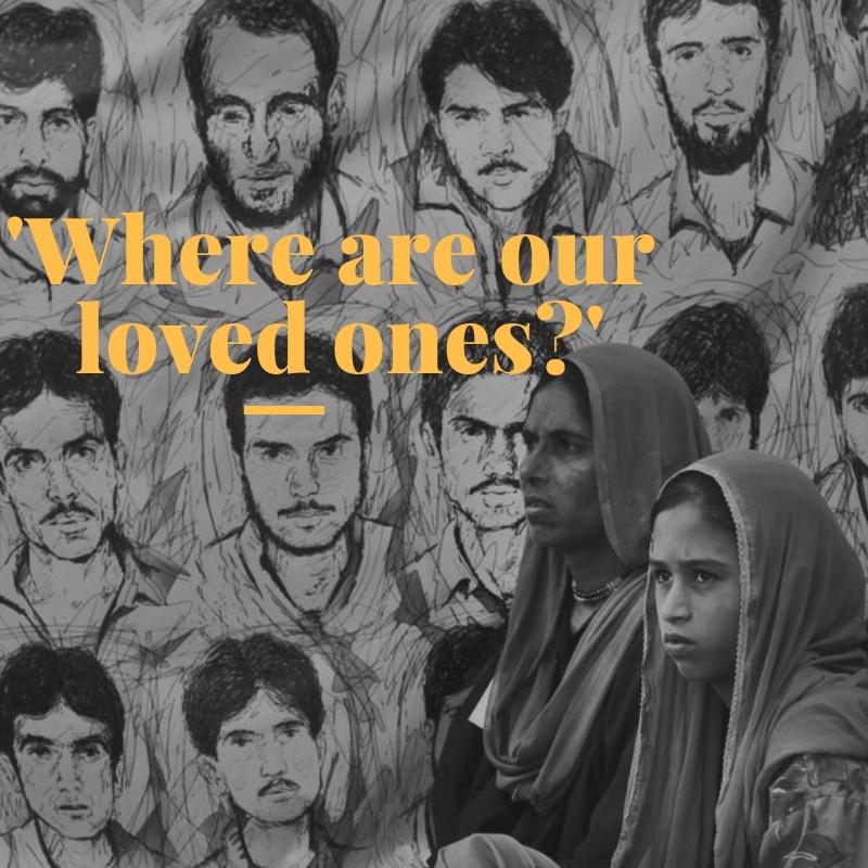 Enforced Disappearances in Jammu & Kashmir