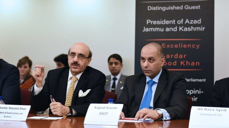 International opinion and the Kashmir conflict I February 2017